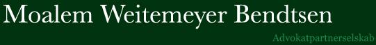 Moalem Weitemeyer Bendtsen logo