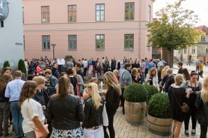 Juridisk Forenings pubcrawl 2014