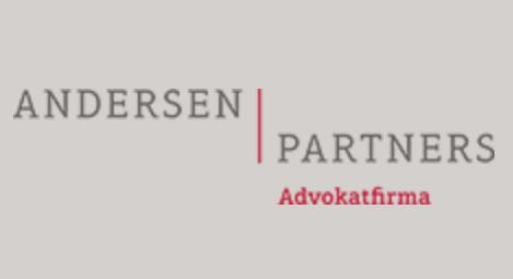 Andersen Partners logo (i forbindelse med virksomhedsbesøg)