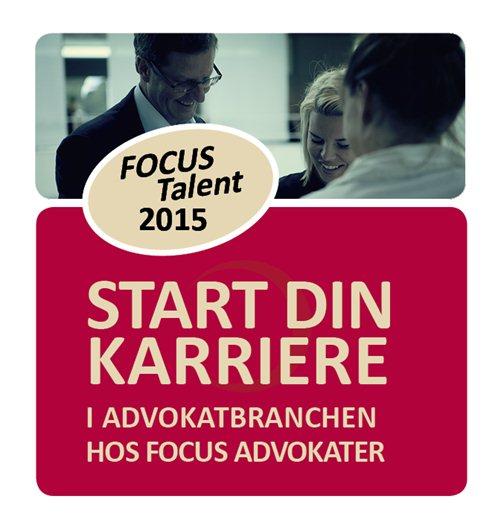 Focus Talent 2015