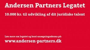 Andersen Partners Legatet 2015